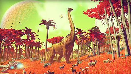 כל פלנטה כוללת אקו־סיסטם עמוס בבעלי חיים וצמחים שינהלו את חייהם בלי קשר להתנהגות השחקן אך מסוגלים לבוא איתו באינטרקציה