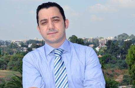 Smartair founder and CEO Erez Bosso. Photo: PR