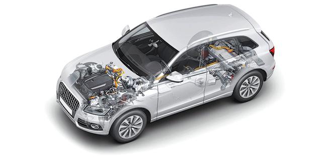 Bosch ו-Nvidia יפתחו בינה מלאכותית לרכב אוטונומי