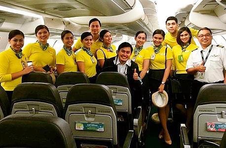 צוות המטוס