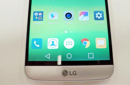 LG G5 SE סמארטפון, צילום: ראפל קאהאן