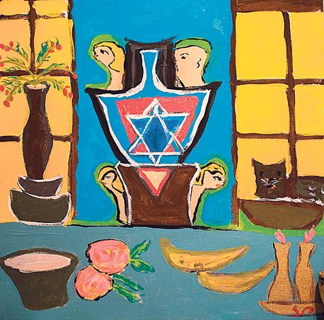 ציור מהתערוכה