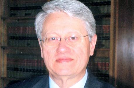 """השופט במשפטו של קובי אלכסנדר, ניקולס גארופיס: """"אני לא מאמין לאלכסנדר"""", צילום: ויקיפדיה"""