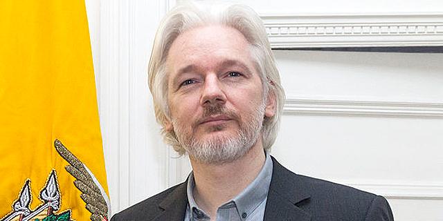 """ג'וליאן אסאנג': """"נמסור פרטים על כלי הסייבר של ה-CIA לחברות הטכנולוגיה"""""""
