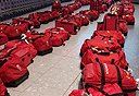התיק האדום הוא שלי, צילום: twitter@TeamGB