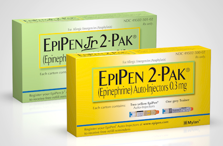 תרופה אפיפן מיילן EpiPen, צילום: EpiPen