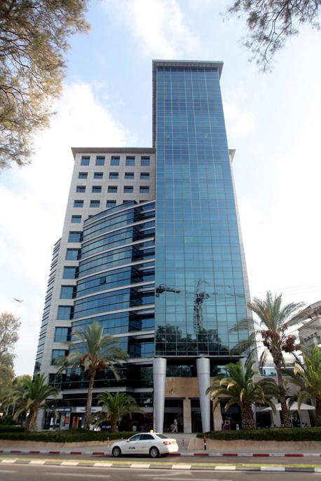 מגדל משרדים קאימרה ב הרצליה פיתוח, צילום: אוראל כהן