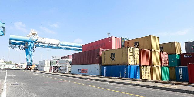 עובד בנמל אשדוד יצא להפסקה - האוניות חיכו לו 4 שעות