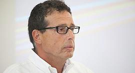 """מנכ""""ל נתע יהודה בר און, צילום: אריאל שרוסטר"""