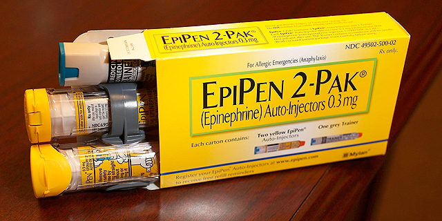 Teva's Generic EpiPen Now Available in the U.S. in Limited Numbers