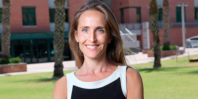 לימור גנות שותפה-מנהלת בקרן גפן קפיטל, צילום: עמית שעל
