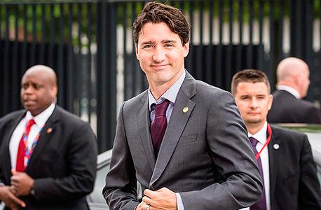 """ראש ממשלת קנדה ג'סטין טרודו. ישלם את המחיר על היערמות החוב הפרטי בתקופת קודמו"""""""