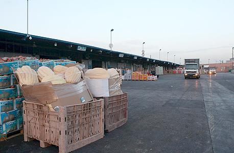 השוק הסיטונאי בצריפין