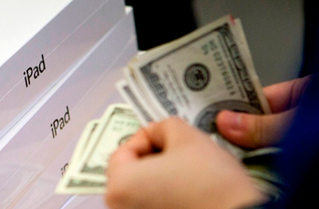 אפל תשלום מס