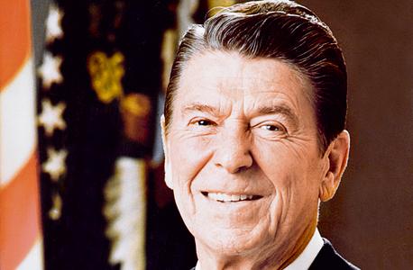 הנשיא רונלד רייגן. הזניק את מספר האסירים ואפשר את הפרטת בתי הכלא