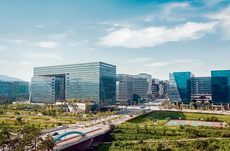 פאנגיו. עמק הסיליקון החדש של דרום קוריאה, שכבר מתחיל להאפיל על סיאול