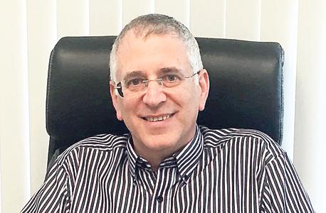 ראש רשות התקשוב הממשלתית יאיר פראנק