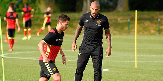תיירי הנרי תורם את שכרו כעוזר מאמן נבחרת בלגיה לצדקה