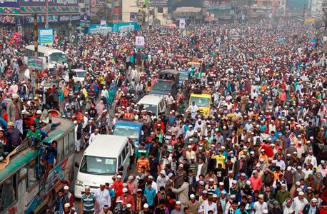 דאקה, בנגלדש, צילום: רויטרס