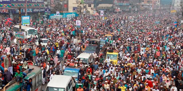 פיצוץ האוכלוסין העולמי יקרה יותר מהר ממה שחשבתם
