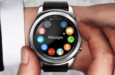 סמסונג שעון חכם Gear S3, צילום: סמסונג