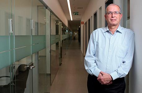 Joseph Weiss, president and CEO of IAI. Photo: Amit Sha'al