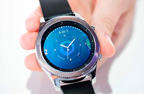 שעון חכם סמסונג גיר 3S, צילום: איי אף פי