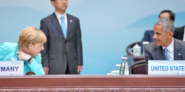 G-20: המשלחת הבריטית התבקשה להיזהר ממרגלים פתיינים
