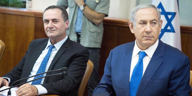ישראל כץ קורץ לימין: 408 מיליון שקל לכבישים ביהודה ושומרון