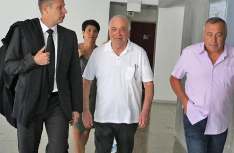 """אליעזר פישמן ב ביהמ""""ש, צילום: שאול גולן"""