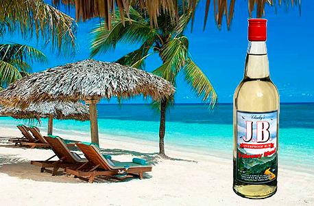 רום ג'ון קרואו בטי John Crow Batty משקאות חריפים אלכוהול, צילום: travel and leisure