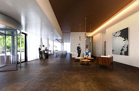 """מלון """"פרימה לינק"""" נחנך בפ""""ת, צילום: מקס מורן"""