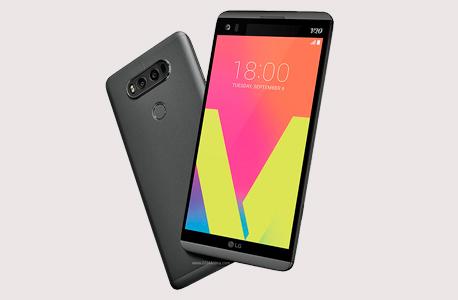 LG V20 סמארטפון 1, צילו: LG
