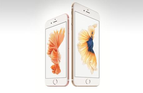 אייפון 6S ו-6S פלוס