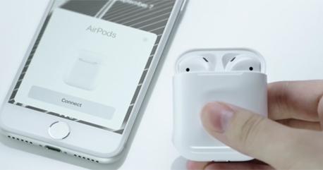 אייפון 7 והאוזניות האלחוטיות