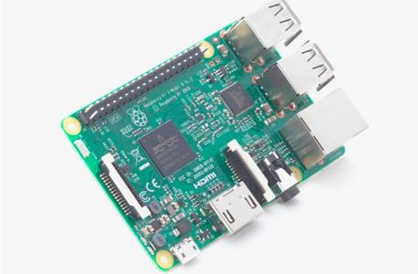 רספברי פיי 3. מחשב זעיר שנמכר במחיר של 35 דולר