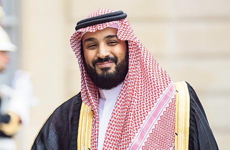 מוחמד בן סלמאן, יורש העצר הסעודי, צילום: אי פי איי