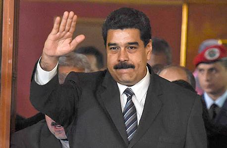 ניקולס מאדורו נשיא ונצואלה