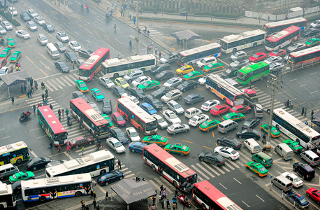 Traffic (illustration). Photo: Getty Images
