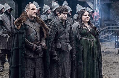 משחקי הכס סדרה של HBO, צילום: HBO