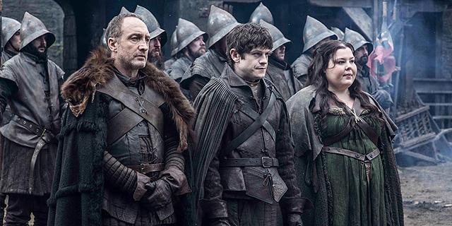 משחקי הכס של רשת HBO, צילום: HBO