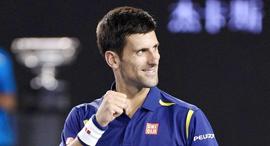 נובק ג'וקוביץ' טניס בגדי יוניקלו, צילום: איי אף פי