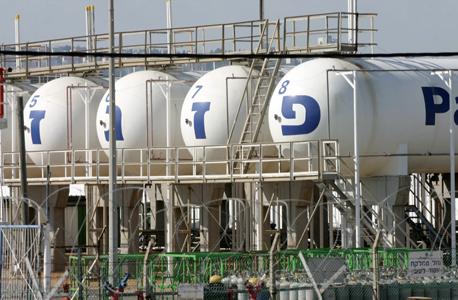 חוות הגז של פזגז. תיעלם העלות העודפת לצרכנים
