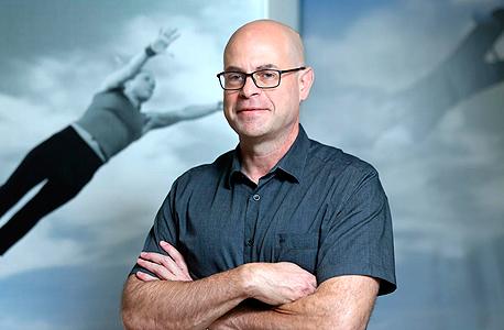 """רביב צולר מנכ""""ל ביטוח ישיר, צילום: עמית שעל"""