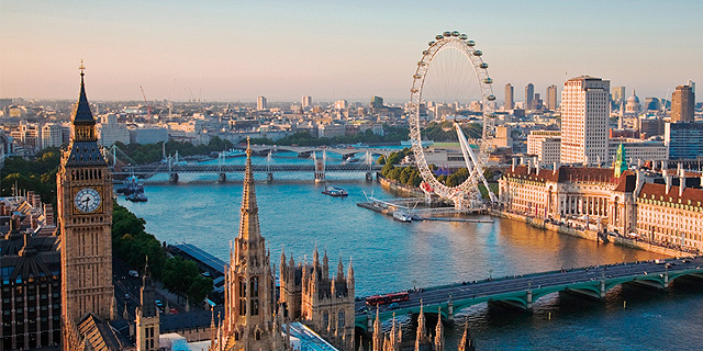 """לונדון הפכה לזולה יחסית בעקבות נפילת הליש""""ט, צילום: sharebnb"""