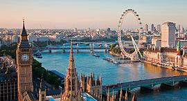 לונדון איי ביג בן תמזה פרלמנט, צילום: sharebnb