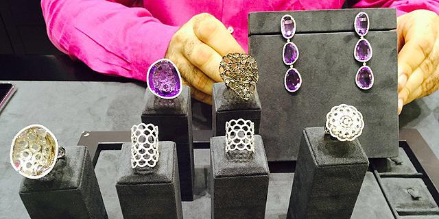 """התכשיטים שמוצעים למכירה, צילום: יח""""צ"""