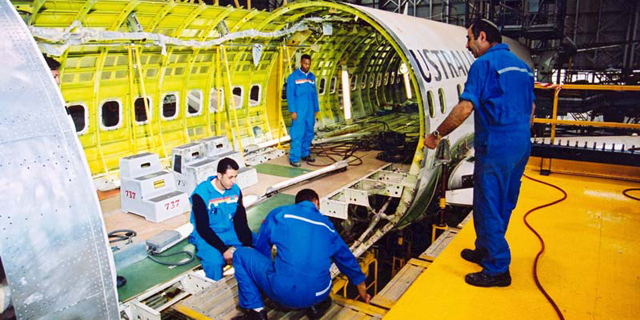 """פרשת השחיתות בתעשייה האווירית: ביהמ""""ש האריך את מעצרו של העובד הבכיר"""