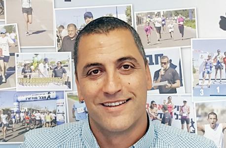 יוסי אלימלך, ראש המועצה האזורית חבל מודיעין