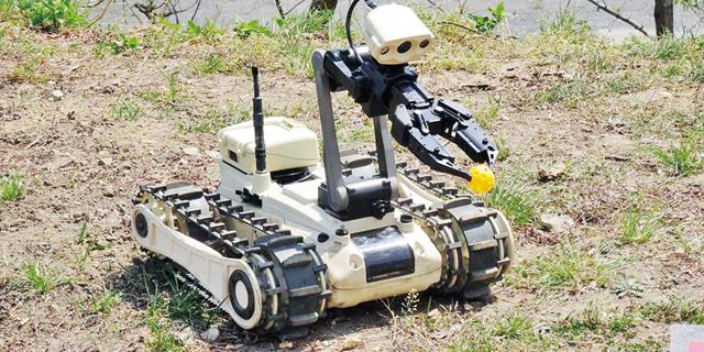 Israeli and U.S. Defense Robotics Companies Quarrel Over China Ties